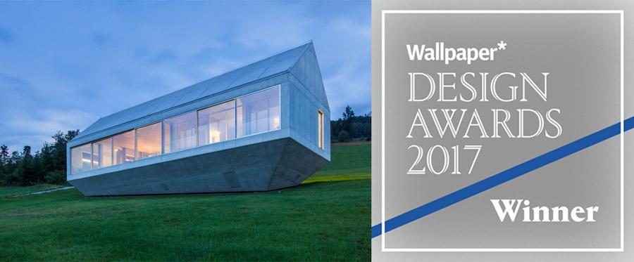 Arka Koniecznego najlepszym domem na świecie w konkursie Wallpaper Design Awards 2017!