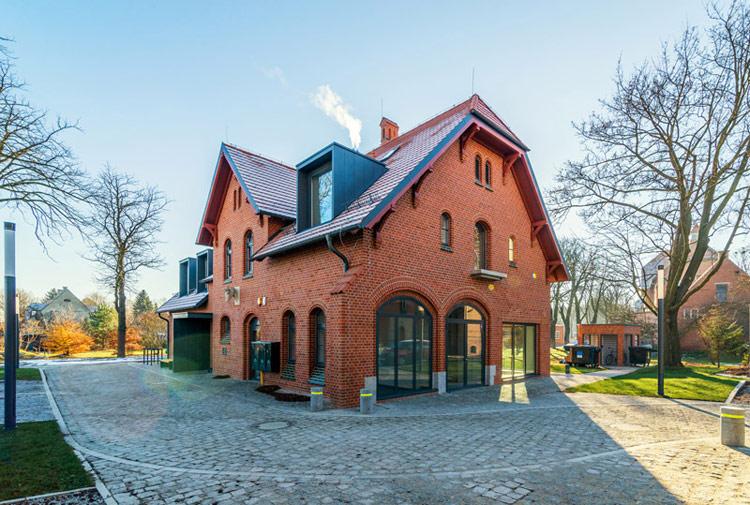 Centrum Badawczo-Rozwojowe CUPRUM we Wrocławiu. Projekt: arch_it | Piotr Zybura