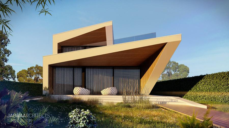 Baltic Yacht House na Wyspie Wolin. Projekt: JABRAARCHITECTS | Tomasz Zaleski