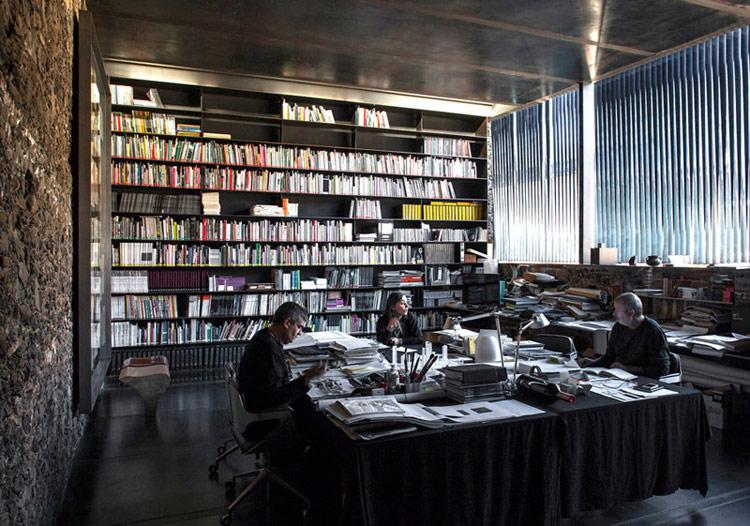 Barberí Laboratory. Zdjęcie: Hisao Suzuki