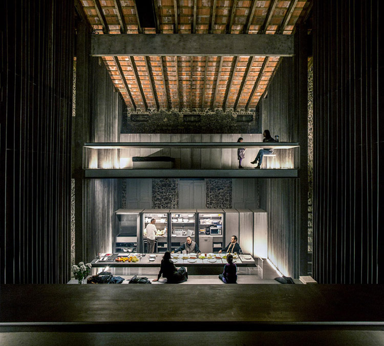 Dom Row House. Zdjęcie: Hisao Suzuki