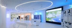 Przestrzeń wystawienniczo-konferencyjna GE projektu Zalewski Architecture Group