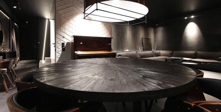 Dom architekta. Projekt wnętrz: OSS - Otwarte Studio Sztuka | Architektura Wnętrz Dominik Respondek
