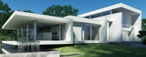 Glass House – Projekt domu na skraju miasta pracowni Beton House