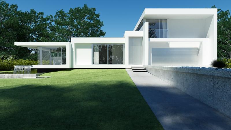 Glass House, Katowice. Projekt: Beton House   Seweryn Nogalski