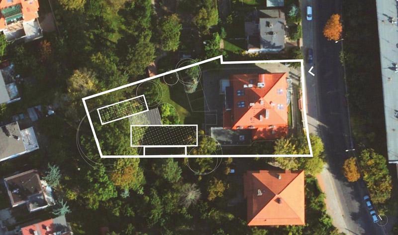 Pawilon konferencyjno-szkoleniowy we Wrocławiu. Projekt: arch_it   Piotr Zybura