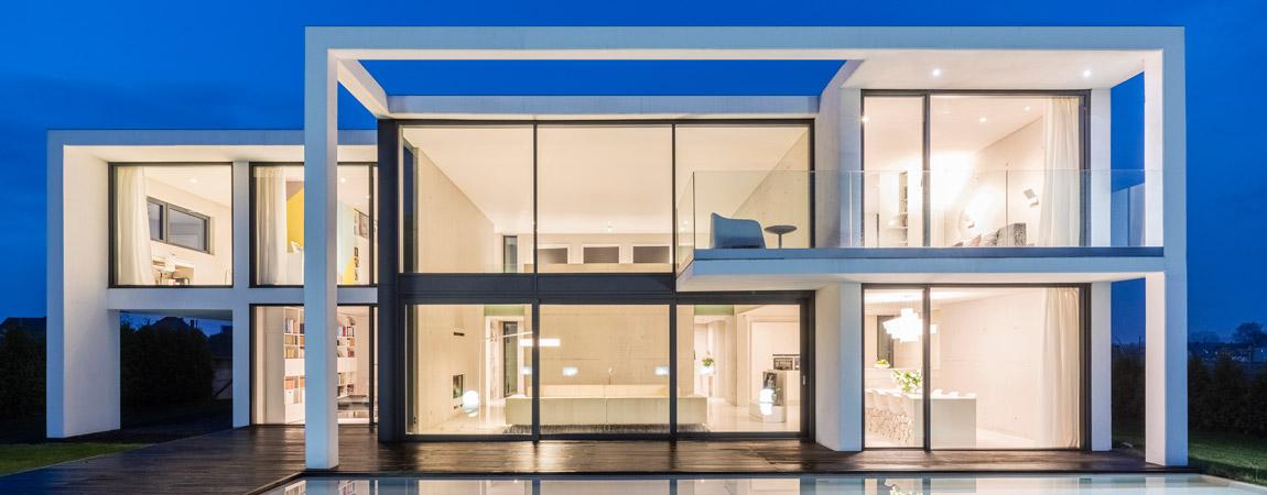 Polscy Architekci: Wybrane projekty pracowni Beton House
