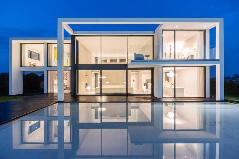 Beton House. Projekt: BETON HOUSE | Seweryn Nogalski