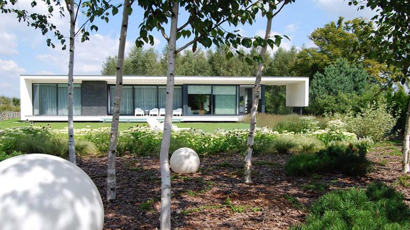 Vini House. Projekt: BETON HOUSE | Seweryn Nogalski
