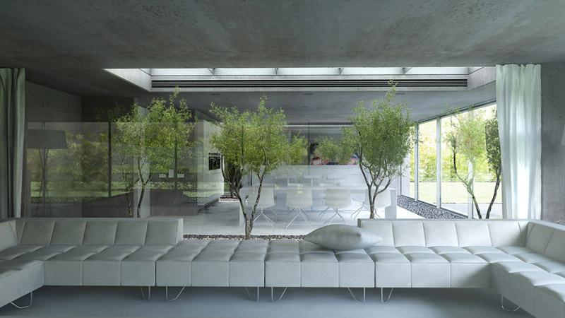AnnQube House. Projekt: BETON HOUSE | Seweryn Nogalski