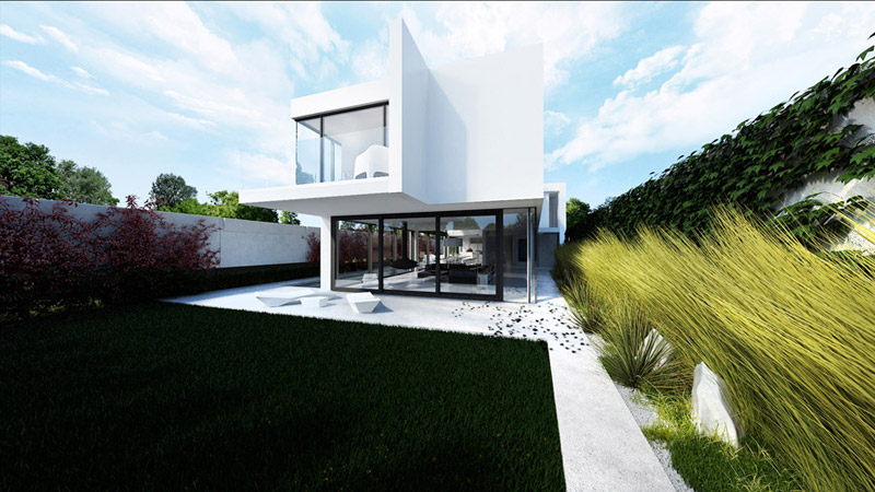 Kato House. Projekt: BETON HOUSE | Seweryn Nogalski