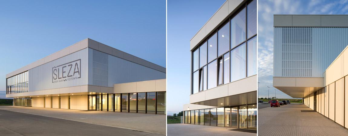 Basen Ślęza we Wrocławiu. Projekt: Slangen + Koenis Architecten. Współpraca: Biuro Architektoniczne Metropolis. Zdjęcie: Piotr Krajewski