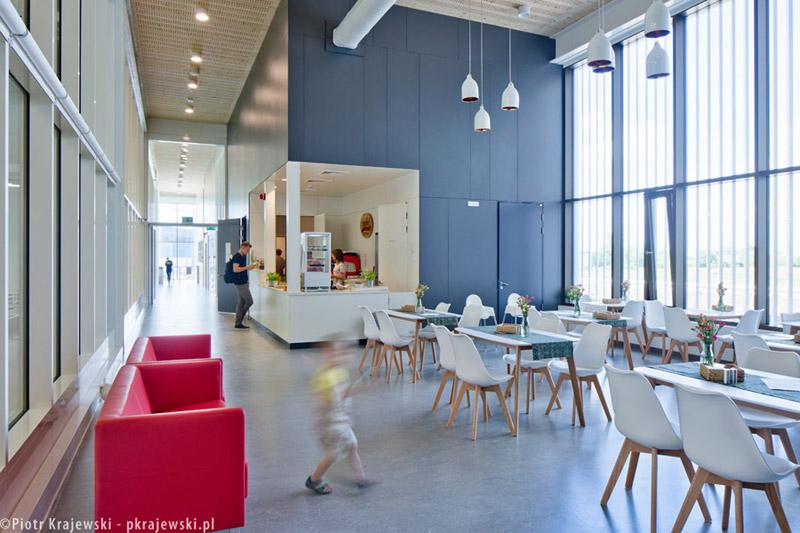 Basen Ślęza, Wrocław. Projekt: Slangen+Koenis Architecten. Współpraca: Biuro Architektoniczne Metropolis. Zdjęcie: Piotr Krajewski