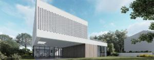 Miejska willa we Wrocławiu projektu 2L_studio