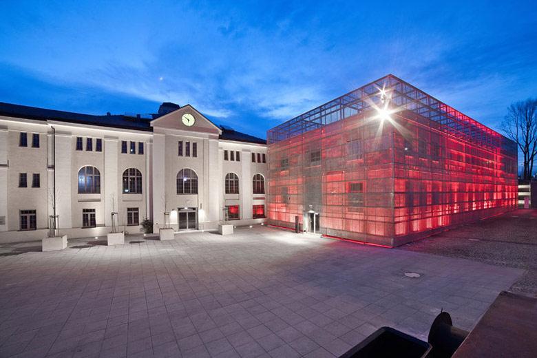 Stara Kopalnia – Centrum Nauki i Sztuki w Wałbrzychu