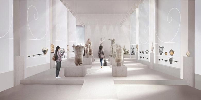 Galeria Sztuki Starożytnej w Muzeum Narodowym w Warszawie