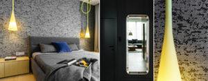Mieszkanie na osiedlu Nowe Orłowo w Gdyni projektu Anny Marii Sokołowskiej