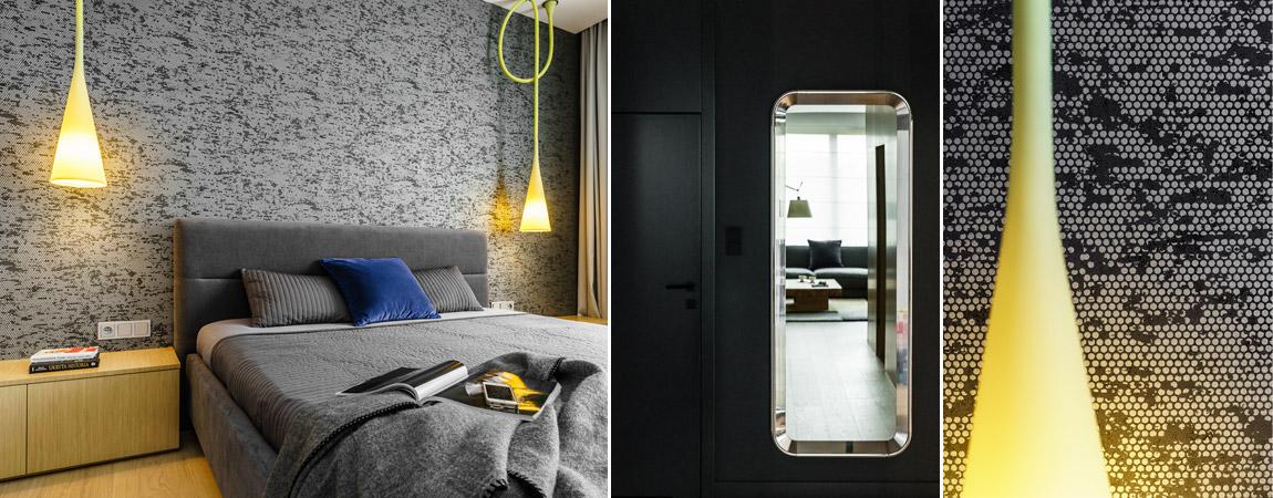 Mieszkanie na osiedlu Nowe Orłowo w Gdyni. Projekt wnętrz: Anna Maria Sokołowska