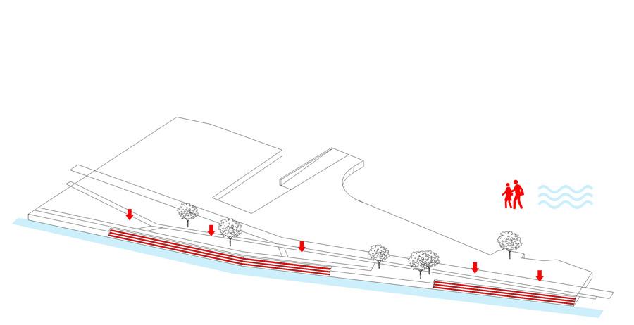 Projekt budynku mieszkalnego w Gdańsku. Architektura: INTERURBAN