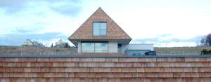 Dom z widokiem w Mogilanach projektu studia doomo