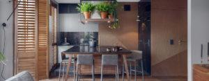 Apartament na warszawskim Powiślu projektu pracowni JT Grupa
