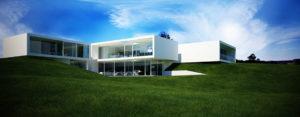 Minimalistyczna rezydencja w Bielsku-Białej projektu studia Beton House