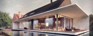 Połączenie starego z nowym – Dom w Ligotce pracowni Kabarowski Misiura Architekci