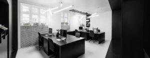 Nowa przestrzeń biurowa pracowni mode:lina™
