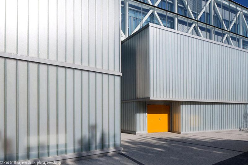 Biurowiec Comarch SSE6, Kraków. Projekt: Architecture Studio Jose Casquet. Współpraca: Buro Happold. Zdjęcia: Piotr Krajewski
