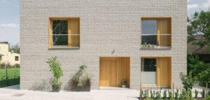 Dom na małej działce – MFRMGR ARCHITEKCI