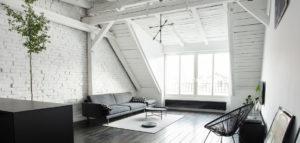 W starej kamienicy… – Mieszkanie na poddaszu projektantki wnętrz Katarzyny Małkiewicz