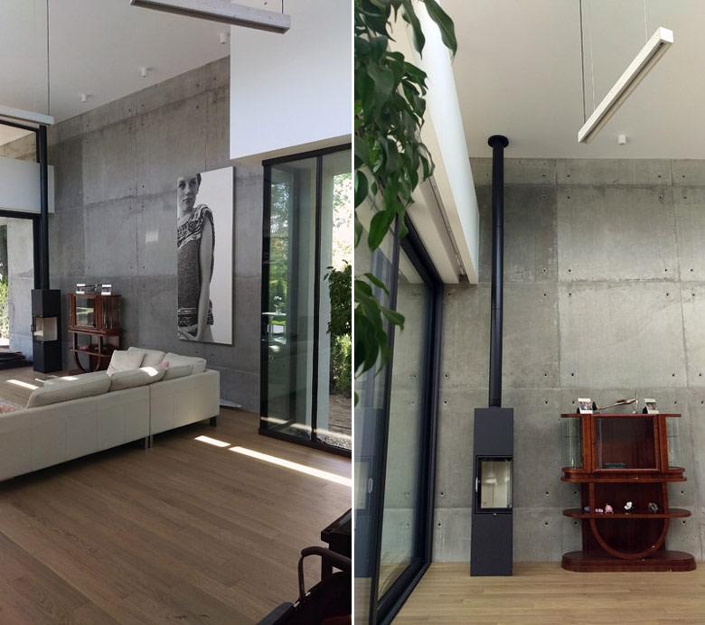FIL House, Konstancin-Jeziorna. Architektura: BECZAK / BECZAK / ARCHITEKCI. Zdjęcia: JanKarol | Fotografia Architektury
