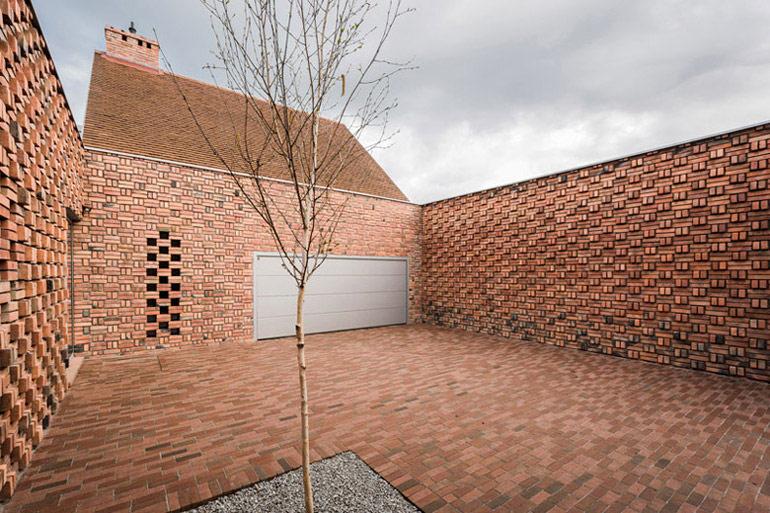 """""""RUDY DOM"""". Architektura: toprojekt. Zdjęcie: Juliusz Sokołowski"""