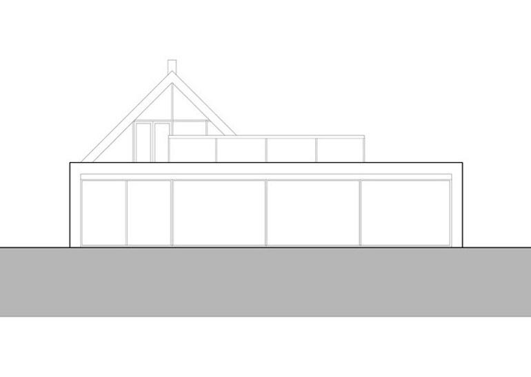 """RUDY DOM"". Architektura: toprojekt."