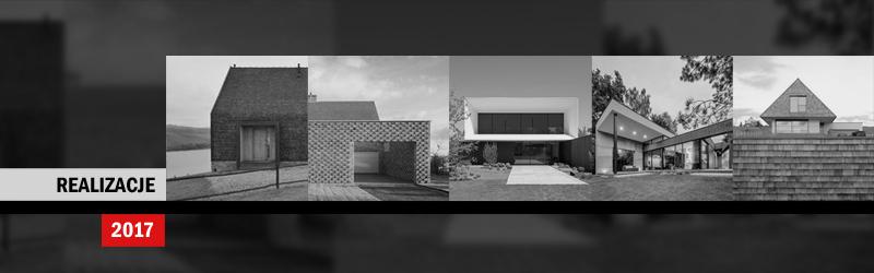 Najciekawsze domy zrealizowane w 2017 roku