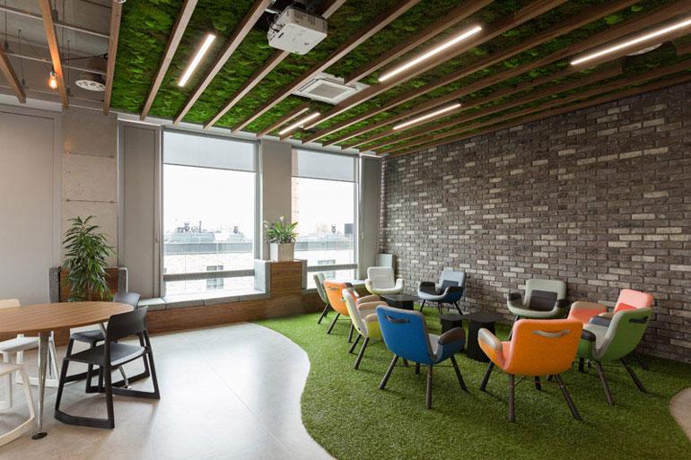 Wnętrza biurowe Codewise. Zdjęcie: Przemek Kuciński