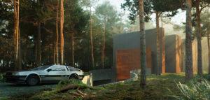 Dom blisko natury projektu biura 81.WAW.PL