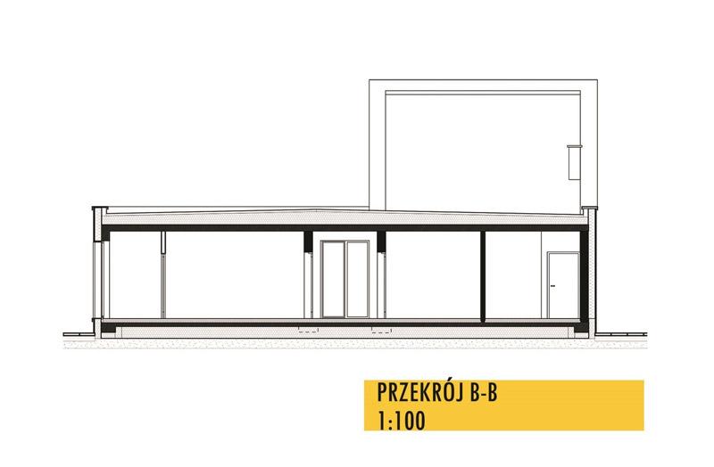 Dom leśny w Kuźnicy Kiedrzyńskiej. Projekt: grupa VERSO