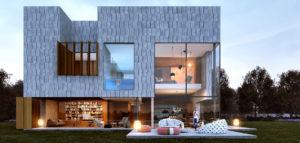 """""""Cube"""" – Współczesna kostka pracowni Mobius Architekci"""