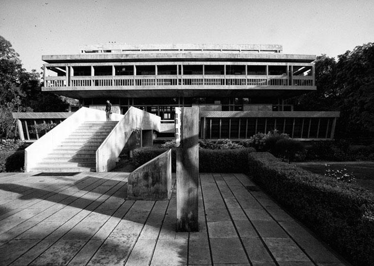 Institute of Indology, Ahmedabad, Indie. Zdjęcie dzięki uprzejmości VSF