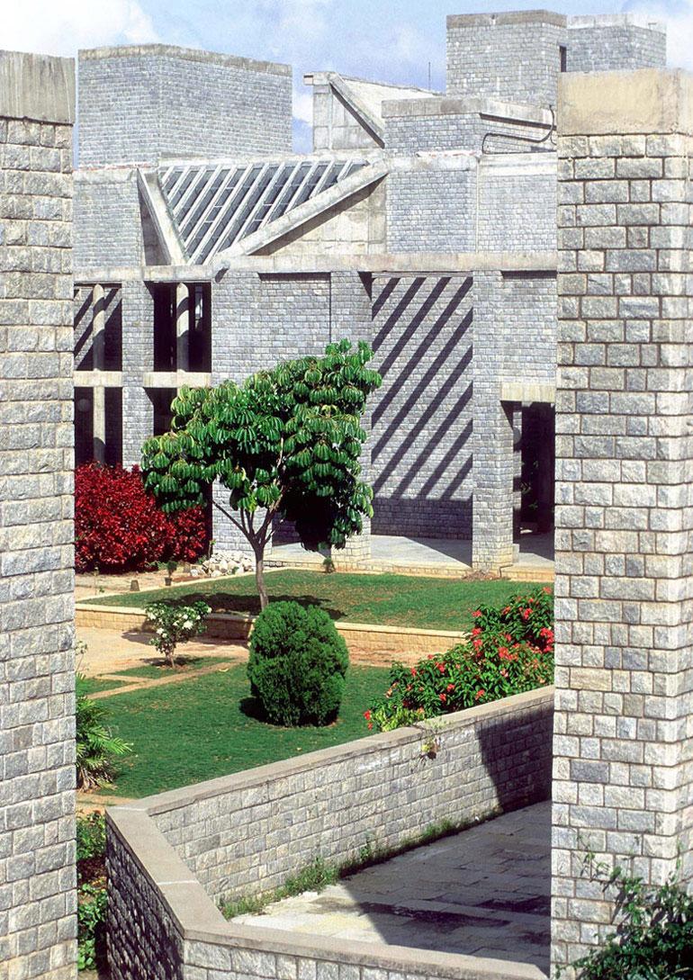 Indian Institute of Management, Bangalore., Indie. Zdjęcie dzięki uprzejmości VSF