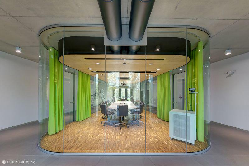 Budynek biurowy Ericpol Software Pool w Łodzi