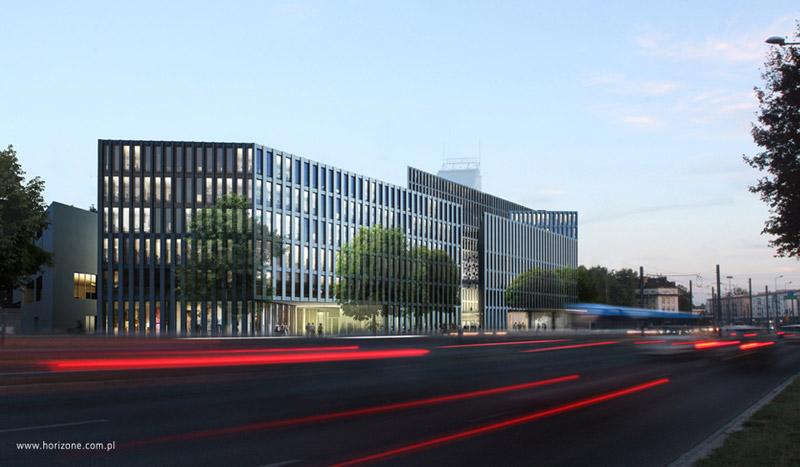 Zespół Budynków Urzędu Marszałkowskiego Województwa Małopolskiego w Krakowie