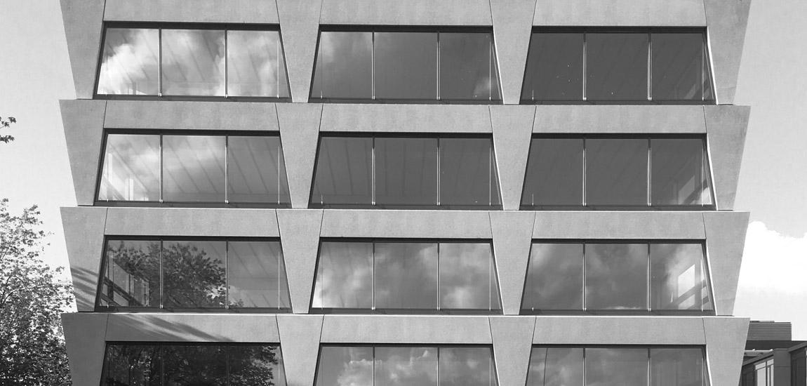 Kompleks P4, Warszawa. Projekt: JEMS Architekci