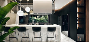 Wnętrza domu projektu studia Konzept Architekci