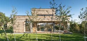 Dom Cedrowy projektu pracowni Wrzeszcz Architekci