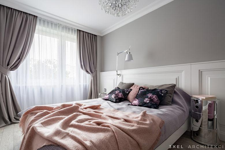 Mieszkanie pod Łodzią. Projekt wnętrz: 3XEL Architekci. Zdjęcie: Dariusz Jarząbek