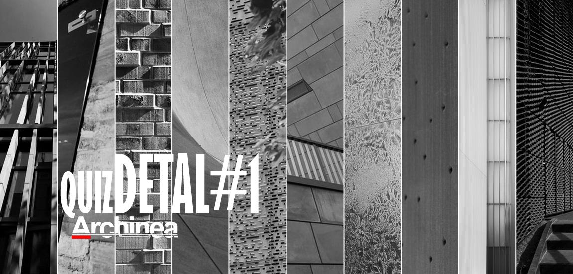 quizDETAL#1 - Czy rozpoznasz detale znanych w Polsce budynków?