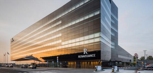 Pierwszy w Polsce hotel marki Renaissance projektu JEMS Architekci