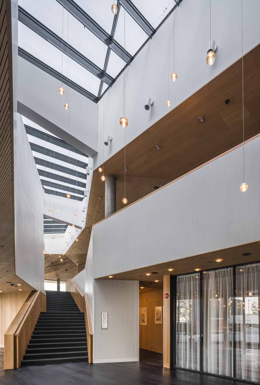 RenaissanceWarsawAirport Hotel. Projekt architektoniczny: JEMS Architekci. Zdjęcie: Juliusz Sokołowski